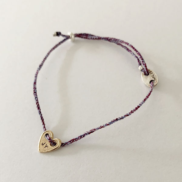 small love, bracelet ( 14k gold ver. )