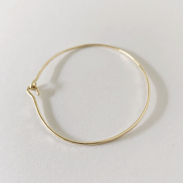 essential, bracelet ( 14k gold)