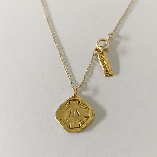 rei necklace ( gold ver.)